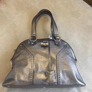 Yves Saint Laurent Muse Handbag EUC